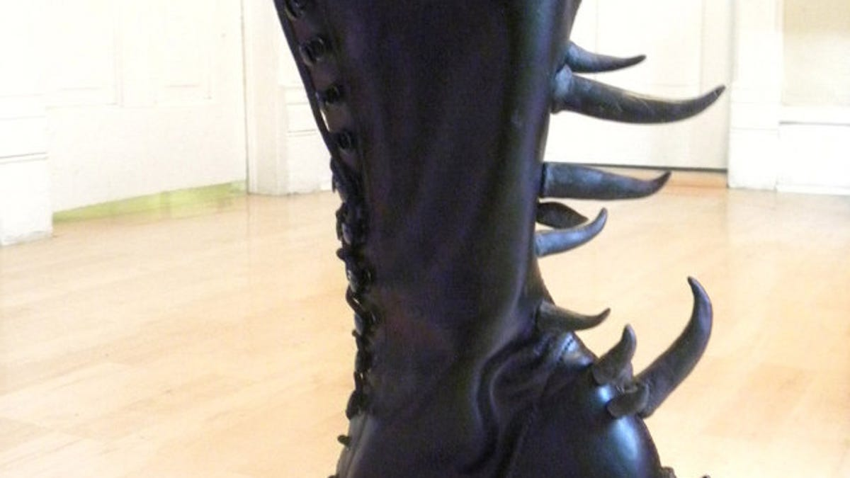5d60e66561 Unicorn hoof boots to sexually excite the fantasy horse fetishist in us all