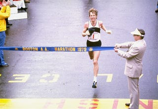 Illustration for article titled How The Boston Marathon Went Pro And Outran The Myth Of Amateurism