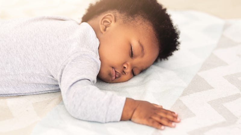put your baby to bed while they re awake