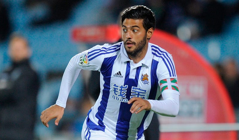 Illustration for article titled Carlos Vela Fined €100K For Blowing Off Practice After Chris Brown Concert