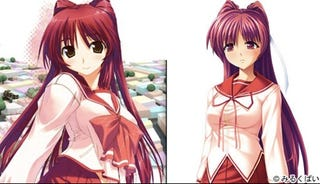 Illustration for article titled Visual Novel Ripped Off By Adult Game
