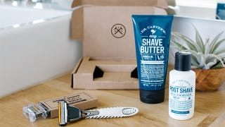 Illustration for article titled Dollar Shave Club Delivers You Fresh Razors for a Few Bucks a Month