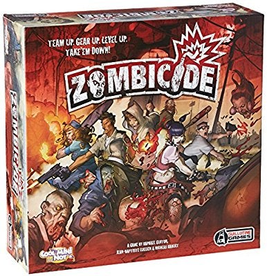 Illustration for article titled TAY Board Game Club: Zombicide (Tomorrow Night)