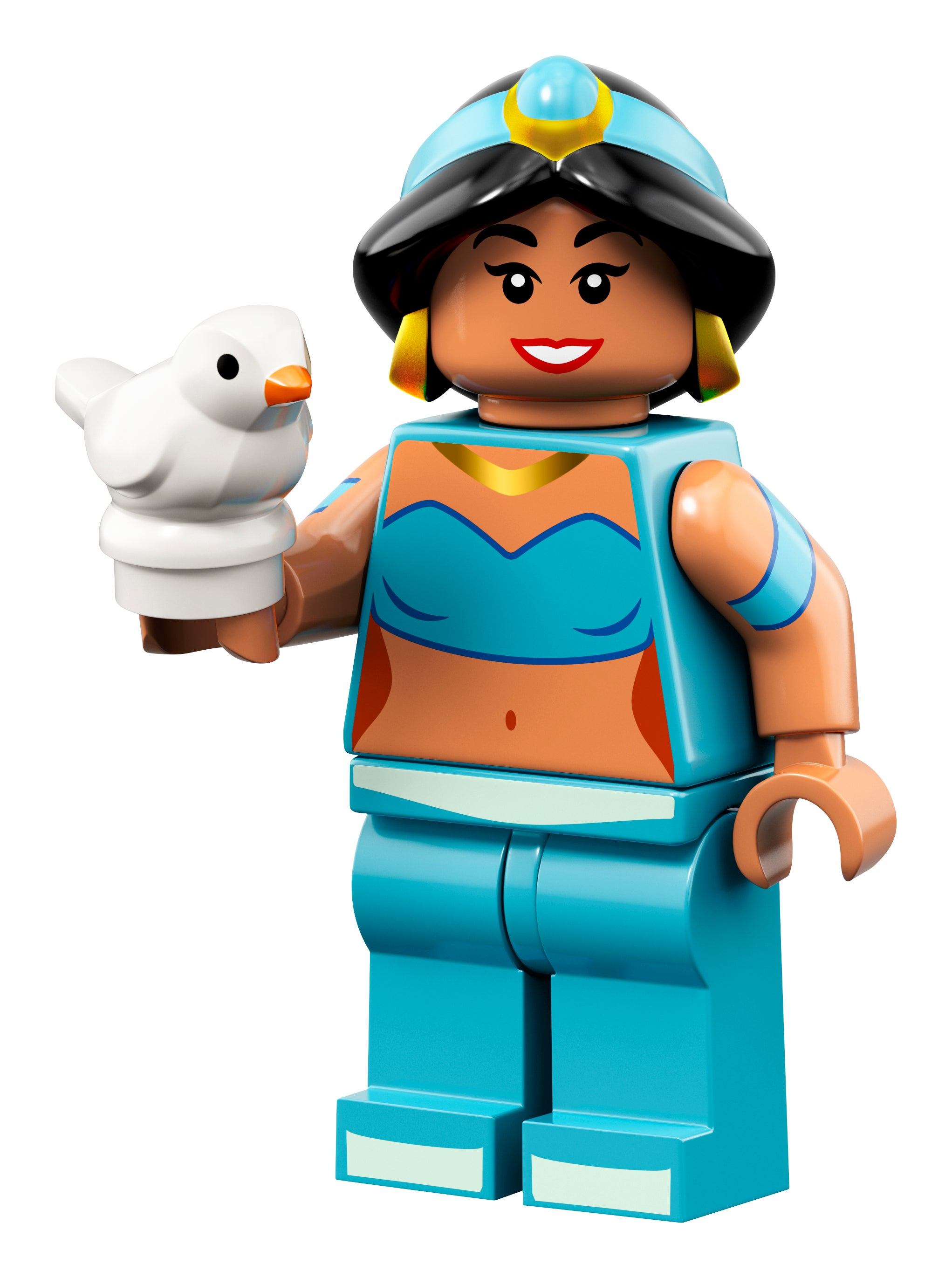 The Next Wave of Lego Minifigures is Classic Disney Themed
