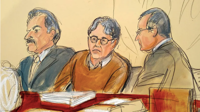 Illustration for article titled NXIVM's Keith Raniere Found Guilty of All Charges