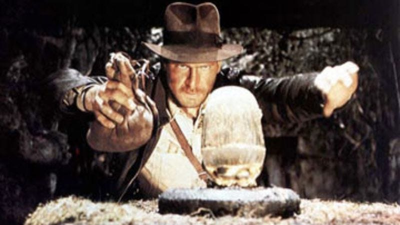 Illustration for article titled Raiders Of The Lost Ark