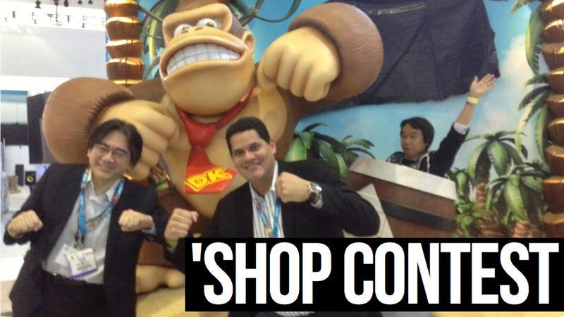 Illustration for article titled Kotaku 'Shop Contest: Roll Out the Barrel