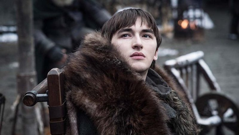 Illustration for article titled Bran is watching, and everyone feels seen
