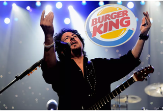 "Illustration for article titled Employees of a U.K. Burger King will hear Toto's ""Africa"" 108 times today"