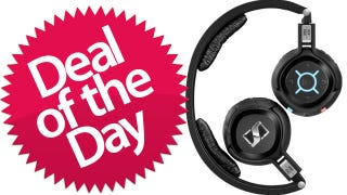 Illustration for article titled These Bluetooth Headphones Are Your Wirelessly-Shut-The-World-Out Deal of the Day