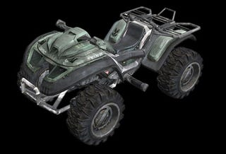 Illustration for article titled Weta Is Making Halo: Reach ATVs (And You Can Have One)