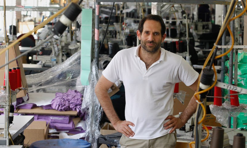 Illustration for article titled Dov Charney Can No Longer Afford a Lawyer
