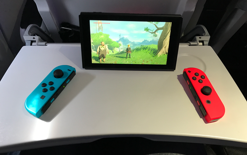 Nintendo Switch Bundle, $500. Also available in neon.
