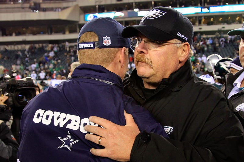 Illustration for article titled Please, Please Let Andy Reid Be The Next Coach Of The Cowboys