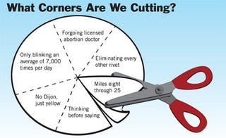 Illustration for article titled What Corners Are We Cutting?