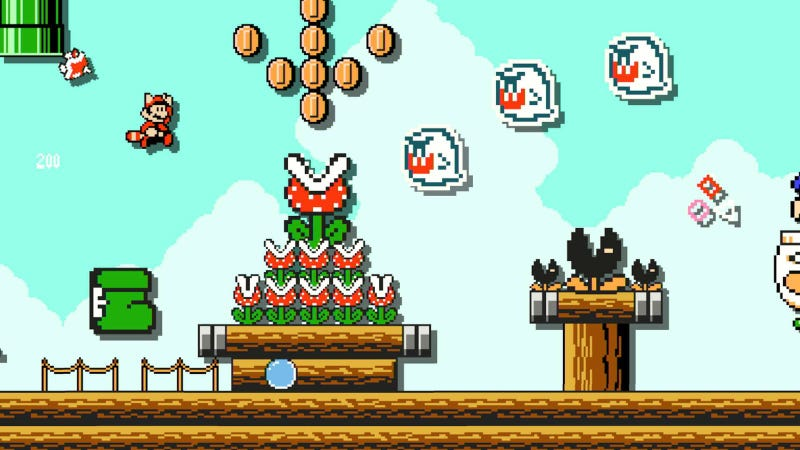 Seven-Year-Old Mario Maker Creator Just Hopes Nintendo Won't
