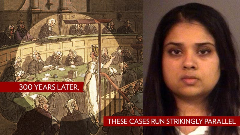 Illustration for article titled The Dire 17th-Century Origins of the Purvi Patel Feticide Verdict