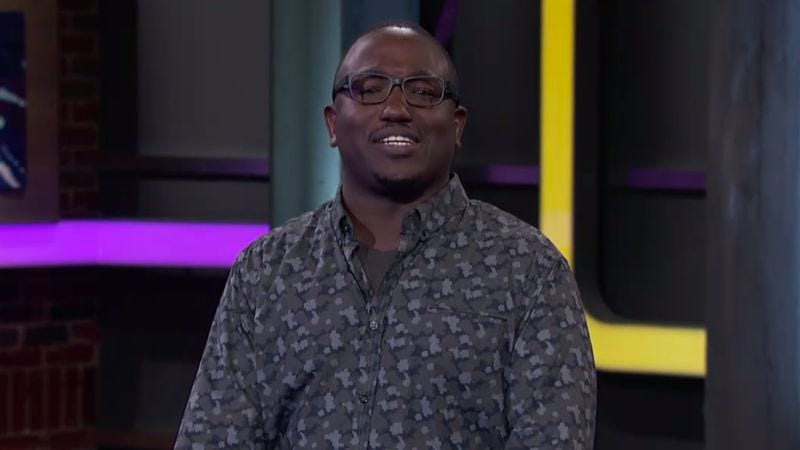 Illustration for article titled Hannibal Buress takes fantasy sports to the next level in this Why? with Hannibal Buress clip
