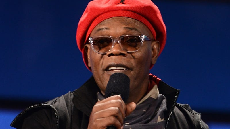 Illustration for article titled Samuel L. Jackson to Use String of Expletives to Urge Americans to Vote for President Obama
