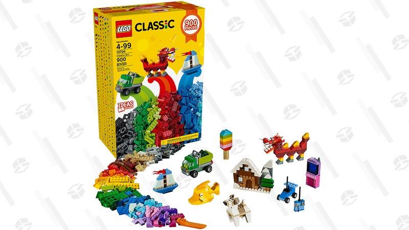 LEGO Classic Creative Box | $20 | Walmart
