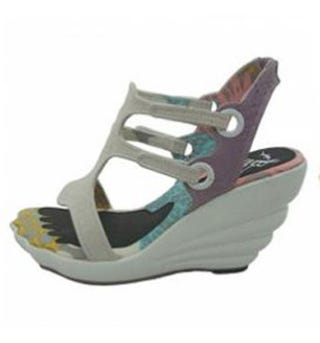 high heeled running shoes awesome or awful