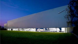 Nike Has Their Own Air Force And Futuristic Air Base