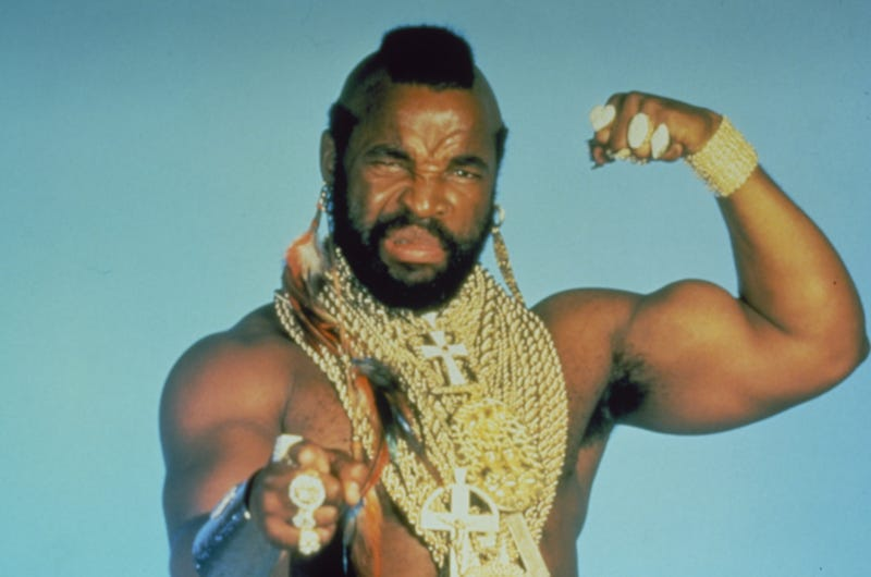Illustration for article titled I pitty the Fool