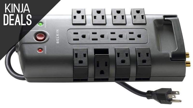 Illustration for article titled Save Big on This Extremely Popular Surge Protector