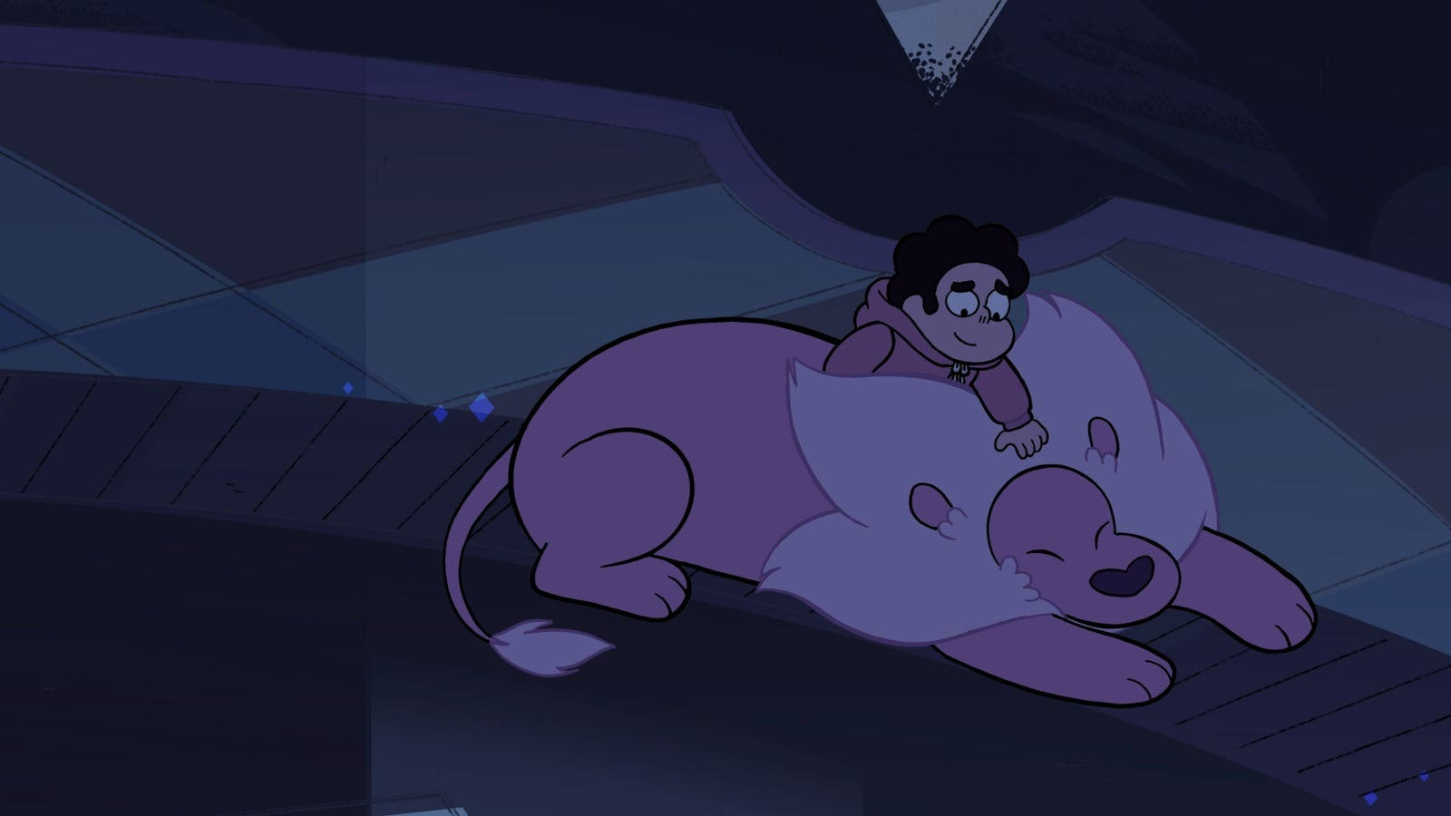 Steven Universe Casually Shatters Its Own Backstory With A