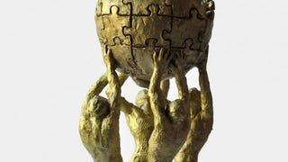 Illustration for article titled Emlékművet állítanak a Wikipediának, és így fog kinézni