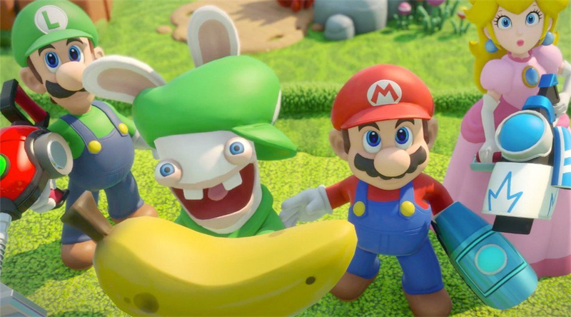 Mario + Rabbids Kingdom Battle, 29 Aug Special Day For Ubisoft Fans