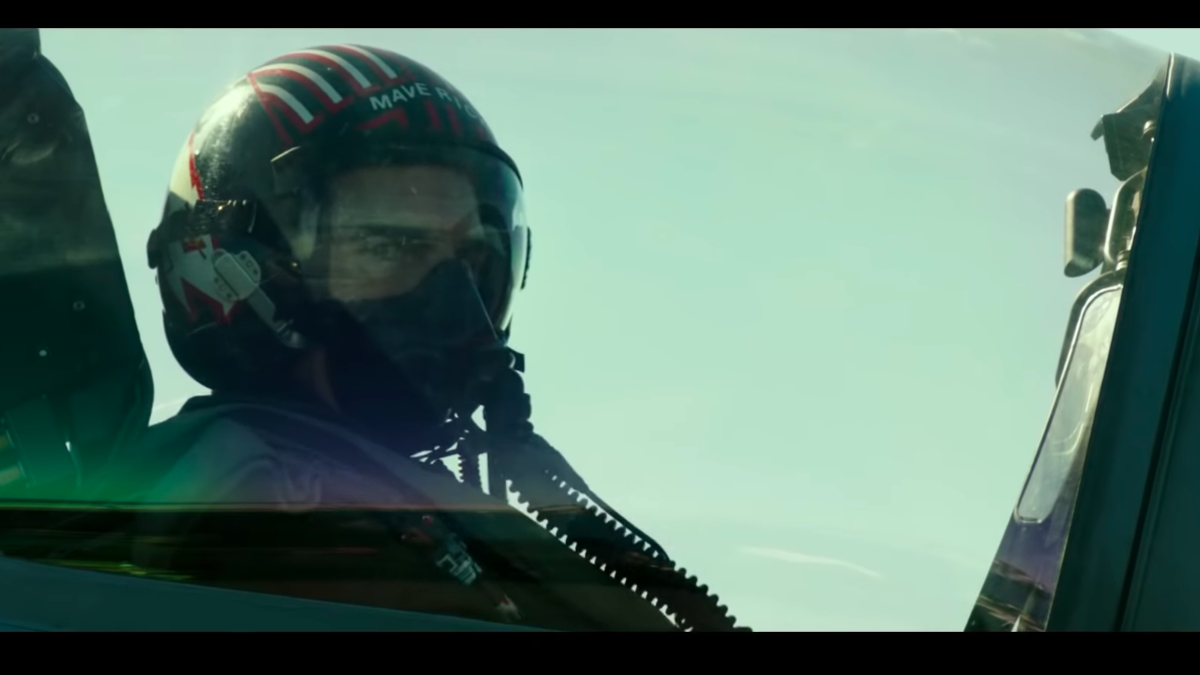 Here Are All the Screw Ups in the Top Gun: Maverick Trailer
