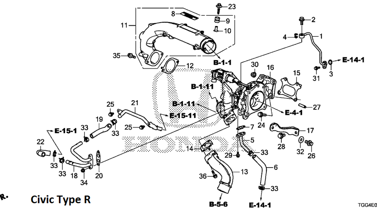 Heres Exactly What Makes The 2018 Honda Accord And Civic Type R Subaru Wrxi Piston Engine Diagram Engines Different