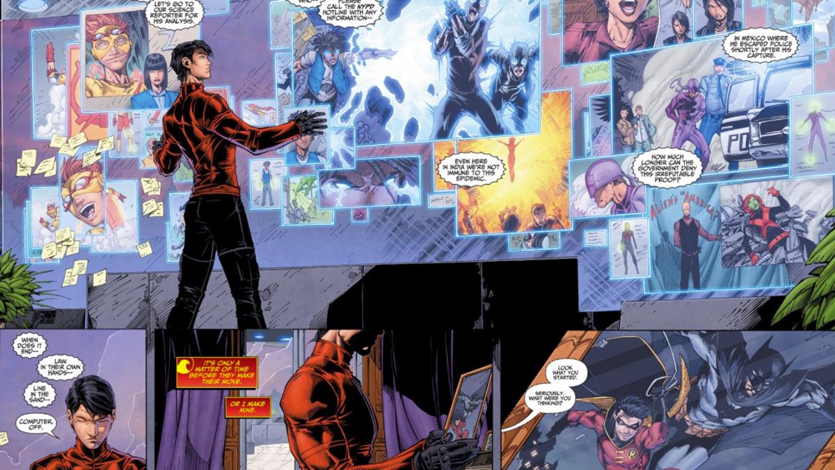 Looks Like DC Comics Is Trying to Fix Its Massive Teen Titans Screw-Up