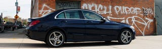 Illustration for article titled The Mercedes C300 Is The Luxury Car I'd Buy My Mom