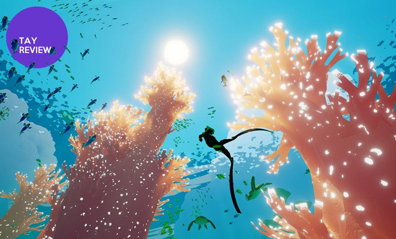 Illustration for article titled ABZÛ: The TAY Review