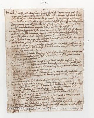 Illustration for article titled Leonardo da Vinci's Resume Explains Why He's The Renaissance Man For the Job