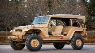 Jeep Easter Concepts - Gallery