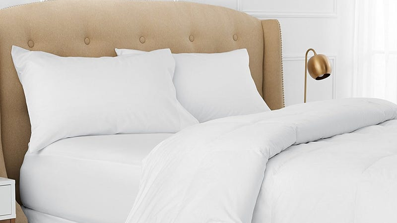 This King Sized Down Comforter Is Just 32 For Prime Members