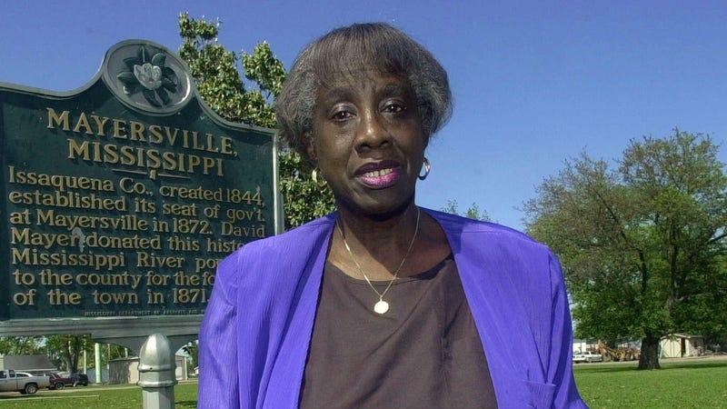 Unita Blackwell in 2001