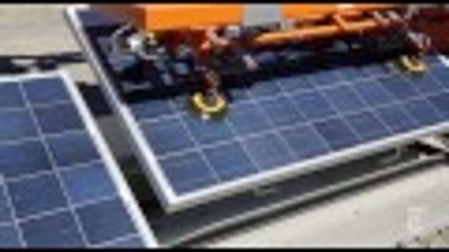This Dynamic Robot Duo Is Making Solar Power Cheap As Hell