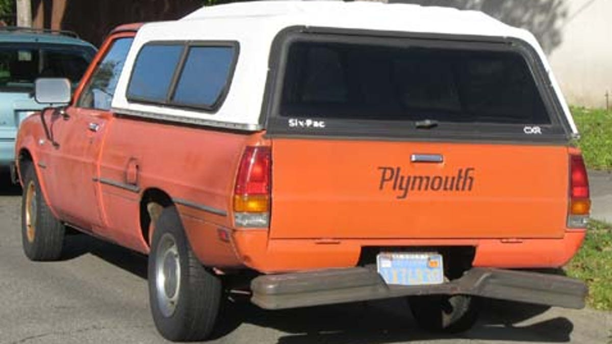 1980 Plymouth Arrow Pickup Truck Dodge Parts