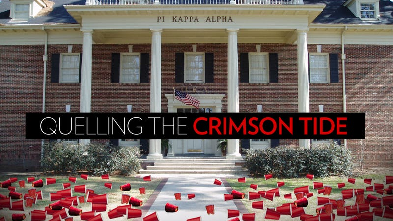 Illustration for article titled After Allegations of Hazing, University of Alabama Cancels All Fall Pledging Activities