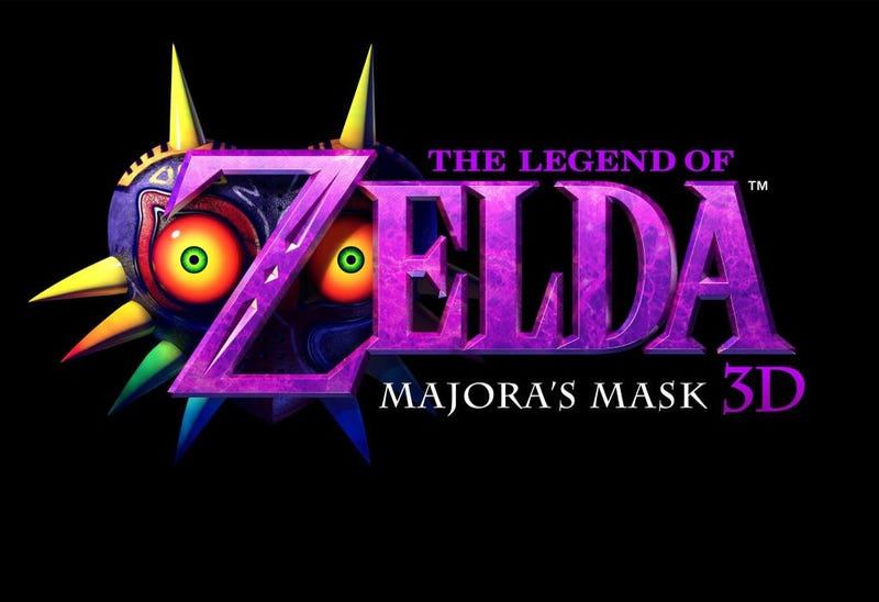 Illustration for article titled Zelda: Majora's Mask Coming To 3DS This Spring