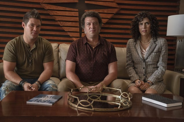 The Righteous Gemstones preaches redemption in its season finale