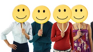 Illustration for article titled Are Emoticons For Women Only?