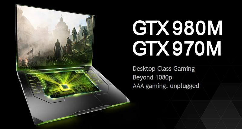 Illustration for article titled Las nuevas Nvidia GeForce prometen potencia de desktop para los laptop