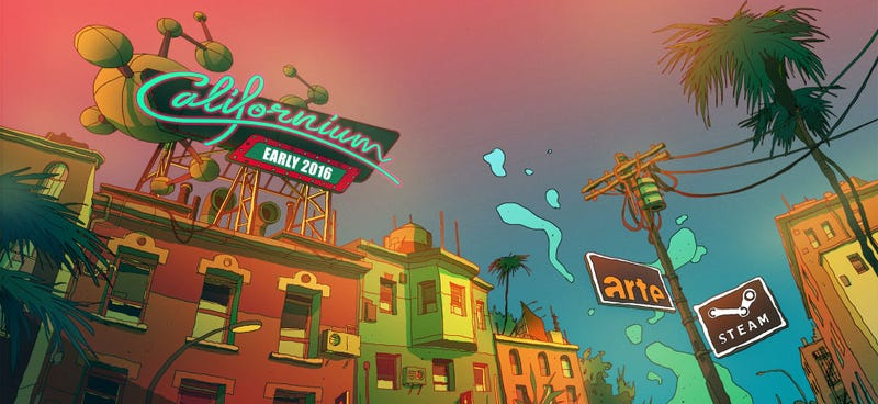 Illustration for article titled Philip K. Dick: The Video Game