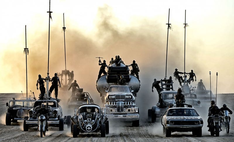 Illustration for article titled Do You Realize Mad Max: Fury Road Is A Miracle?