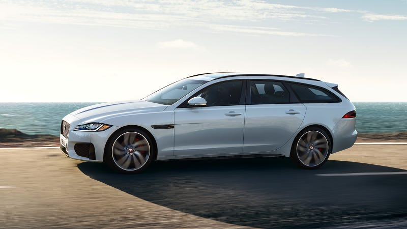 Illustration for article titled Jaguar sales reportedly down